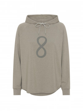 Costamani Roxette hoodie sweat - Army