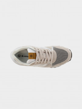 Victoria shoes Chrome arista sneakers - Blanco
