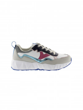 Victoria shoes Multicolour arista sneakers - Blanco