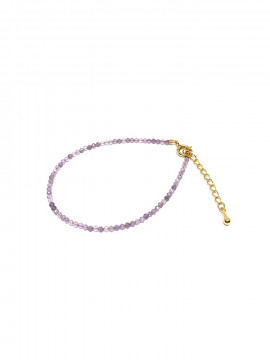 by Bram Pearl bracelet - L.Purple