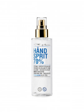 Active by Charlotte 70% Hand Spirit / Alcohol with Organic Aloe Vera