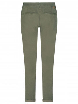 Mos Mosh Perry sweat regular chino -  Winter moss