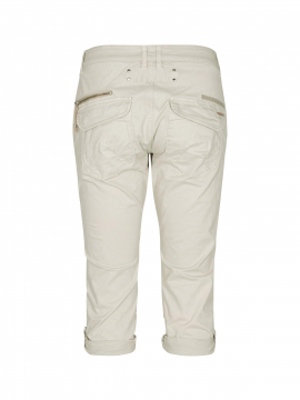 Mos Mosh Valerine Katy 3/4 cargo pants - Soft Kit
